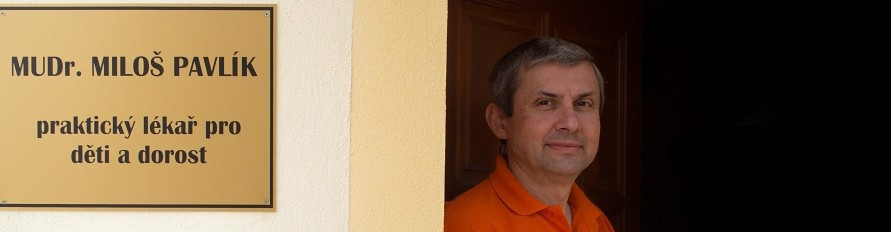 MUDr. Miloš Pavlík
